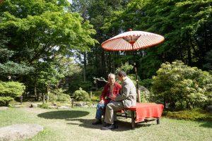 日本庭園(12)