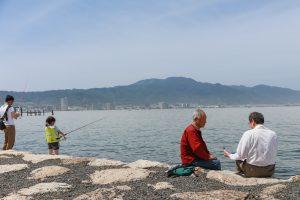 湖畔(1)